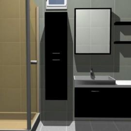 Banyo - Dolap - Modelleri - 36