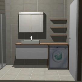 Banyo - Dolap - Modelleri - 33