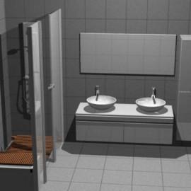 Banyo - Dolap - Modelleri - 24