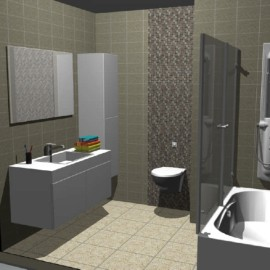 Banyo - Dolap - Modelleri - 20