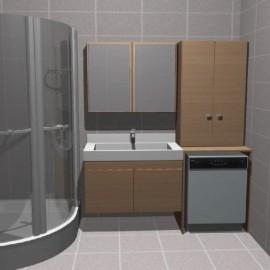 Banyo - Dolabi - 46