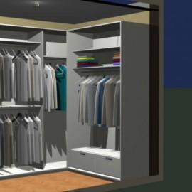 Giysi - Odasi - Modelleri - 30
