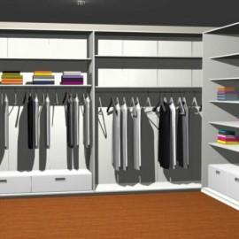 Giysi - Odasi - Modelleri - 28