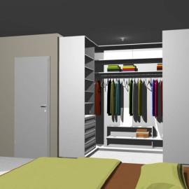 Giysi - Odasi - Modelleri - 10