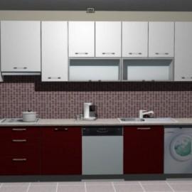 Mutfak - Dolap - Modelleri - 72