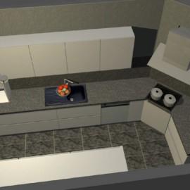 Mutfak - Dolap - Modelleri - 66
