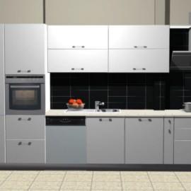 Mutfak - Dolap - Modelleri - 35