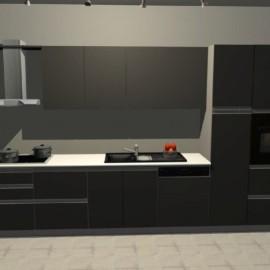 Mutfak - Dolap - Modelleri - 26