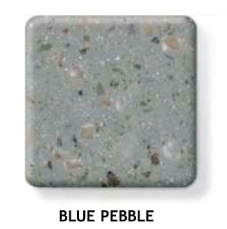 BLUE PEBBLE