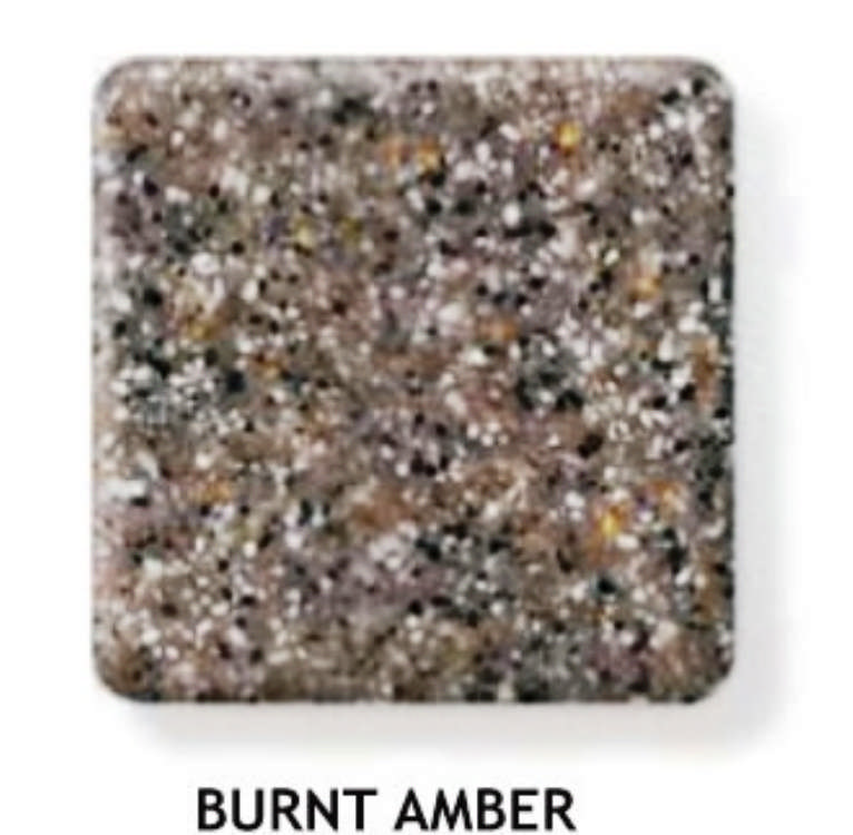 BURNT AMBER